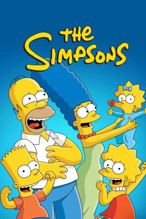Симпсоны 33 сезон