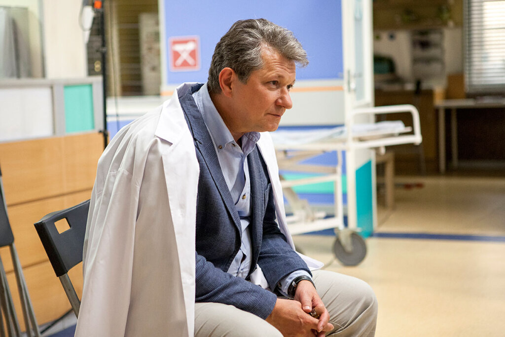 Хирург Кривицкий вернется в сериал «Склифосовский». Так решили зрители