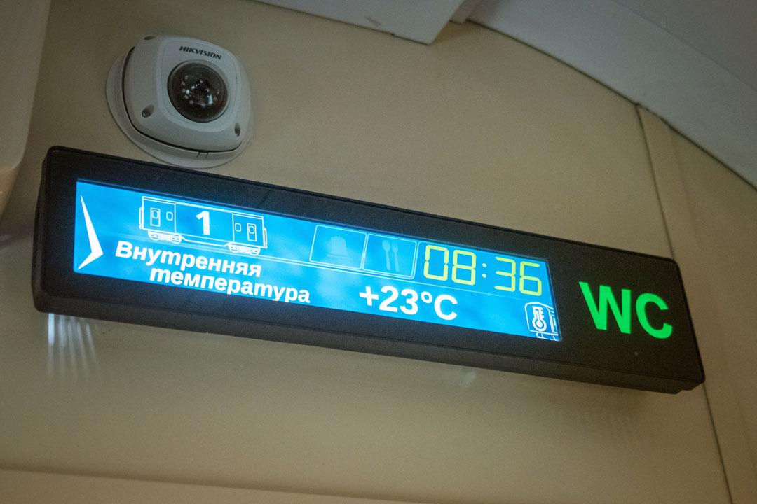 экран температуры