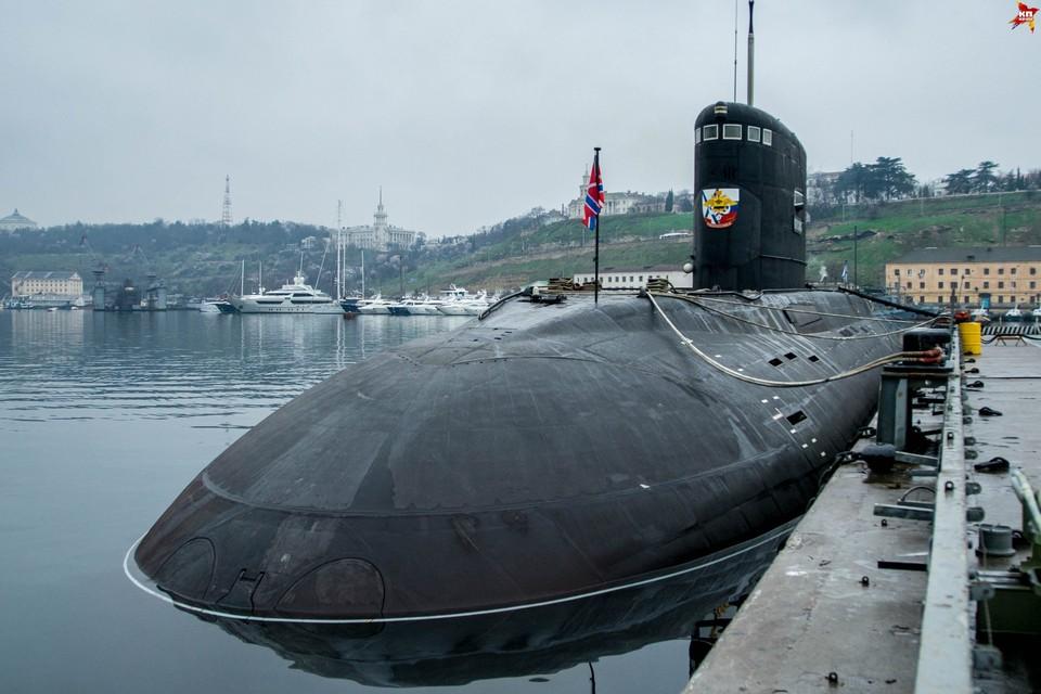 Дизельная подлодка «Новороссийск» была заложена в 2010 году