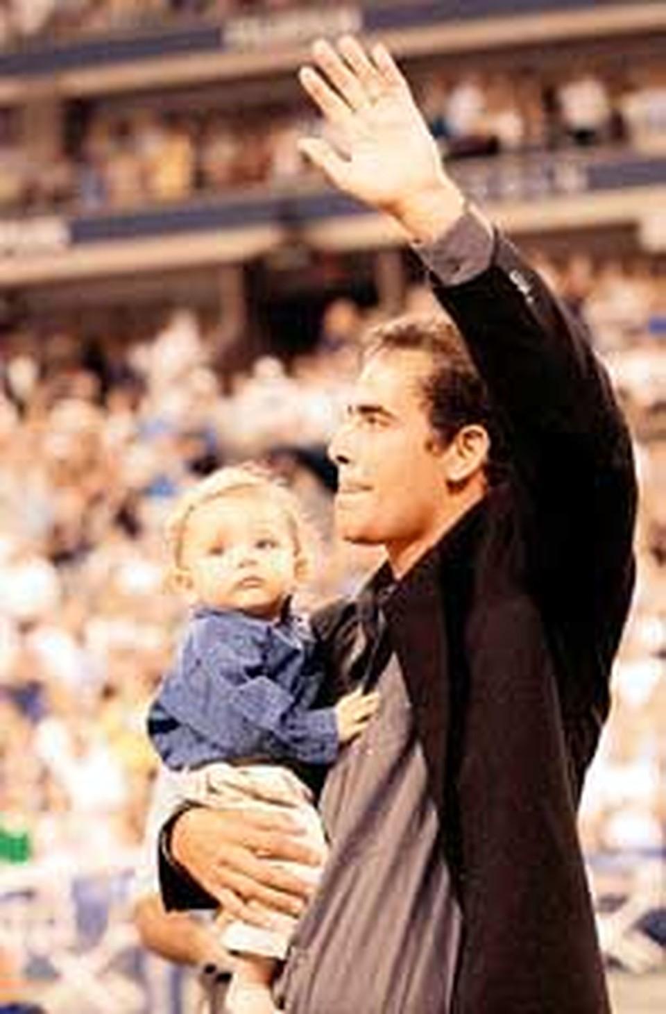 Станет ли младший Сампрас гением в теннисе, как и его отец?