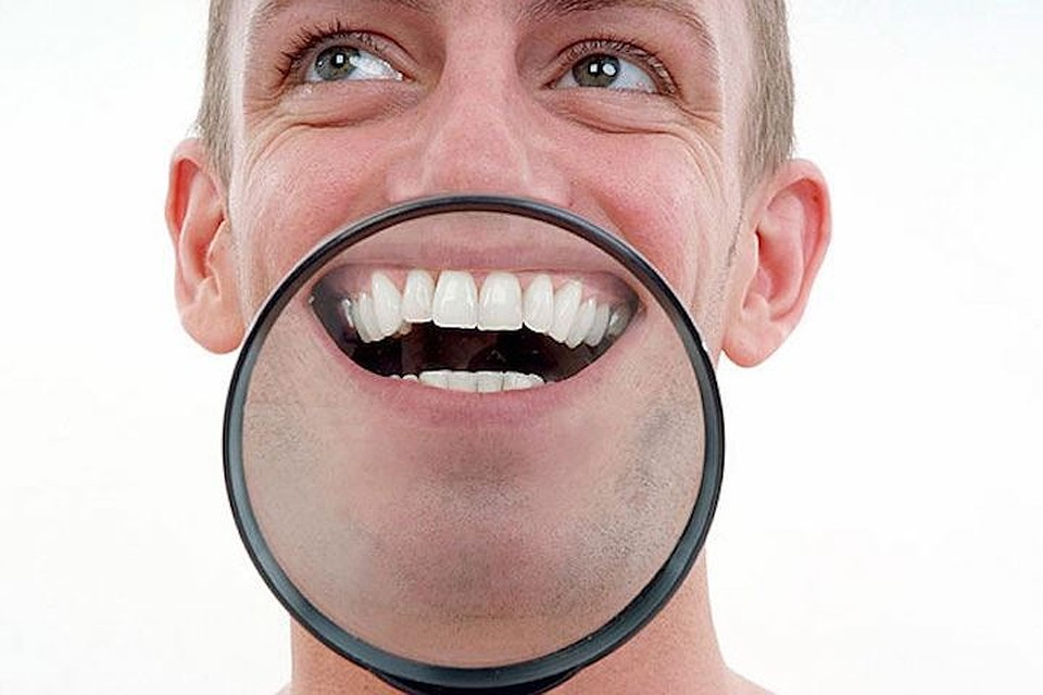 Десять членов в один рот