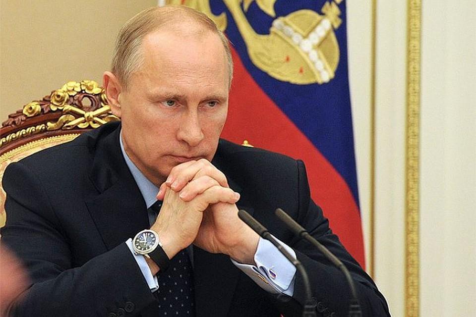 Путин прокомментировал взрыв в метро Фото: REUTERS