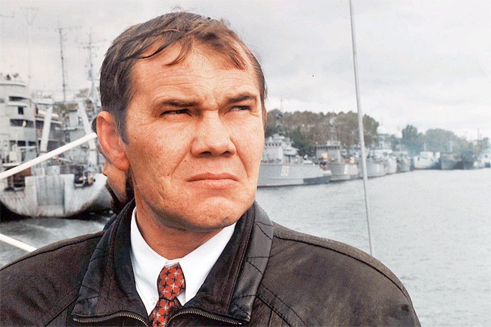 15 лет назад погиб Александр Лебедь.