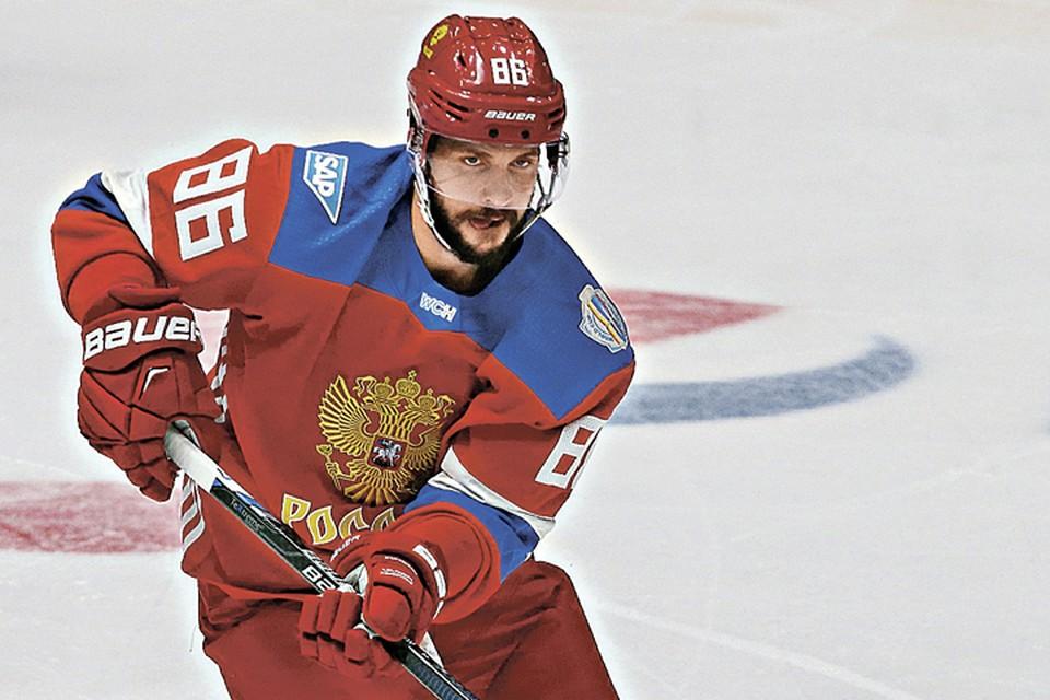 Самый результативный россиянин в НХЛ Никита Кучеров может стать одной из главных звезд чемпионата. Фото: Alexander Kulebyakin/globallookpress.com