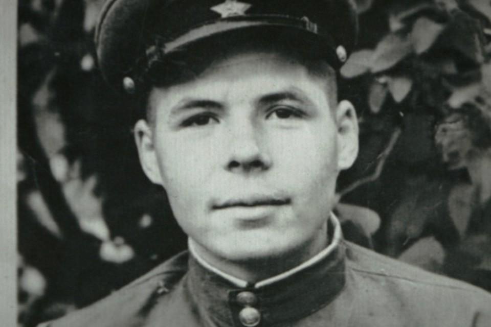 Боевой путь 17 летнего Владимира начался со станции Песчанки в Читинской области. Фото: архив героя публикации.