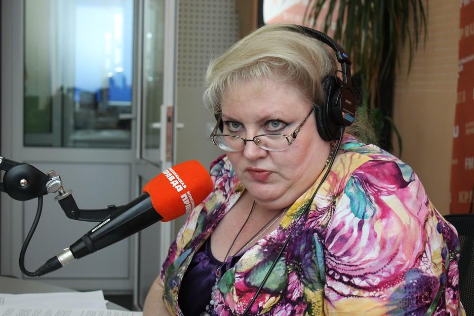 начальник отдела эпидемиологического надзора Управления Роспотребнадзора по Удмуртии Вера Данилова