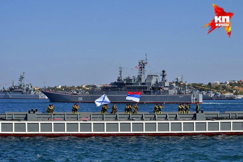 Как Севастополь отмечает День основания Черноморского флота