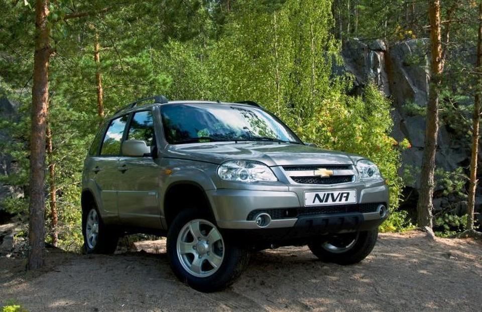 Цены на Chevrolet Niva с новыми опциями начинаются от 588 000 рублей