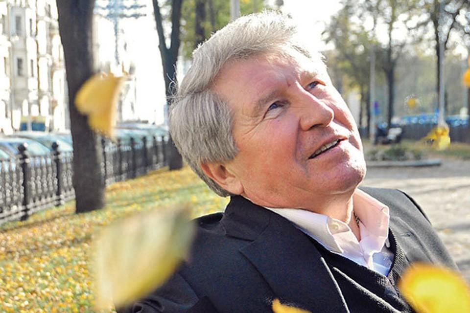 Эдуард Малофеев всегда бодр и полон оптимизма. Фото: журнал Динамо