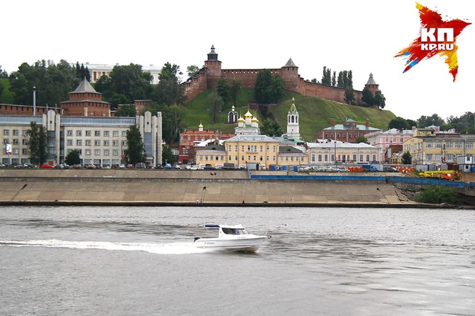 С днем рождения, великолепный Нижний Новгород! Никакой ты не Новгород!