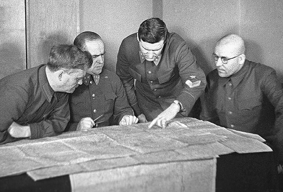 Минобороны России опубликовало уникальные воспоминания советских военачальников. ФОТО ТАСС