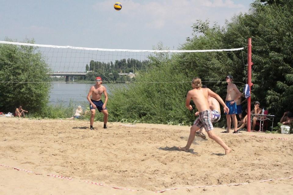 Соревнования по пляжному волейболу среди инвалидов по слуху пройдут на Набережной