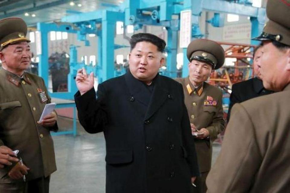 Мы полностью готовы к военному решению конфликта с КНДР, - Трамп - Цензор.НЕТ 4055
