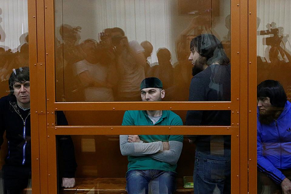 Решение присяжных подсудимые ожидали с волнением
