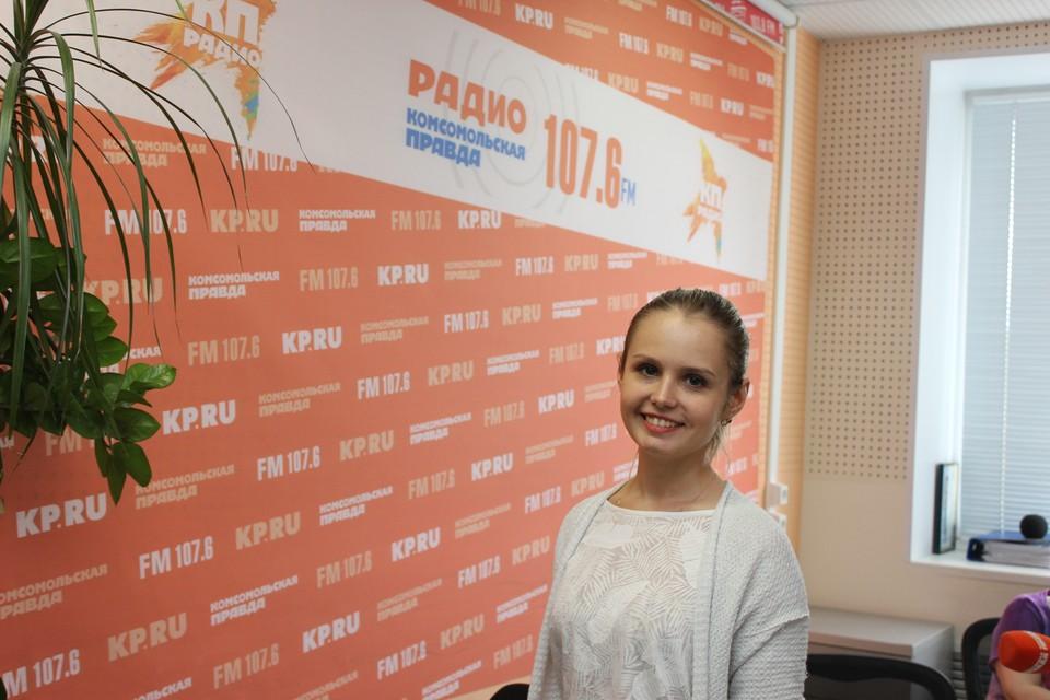 Заместитель директора магазина « У камина» Софья Зенина