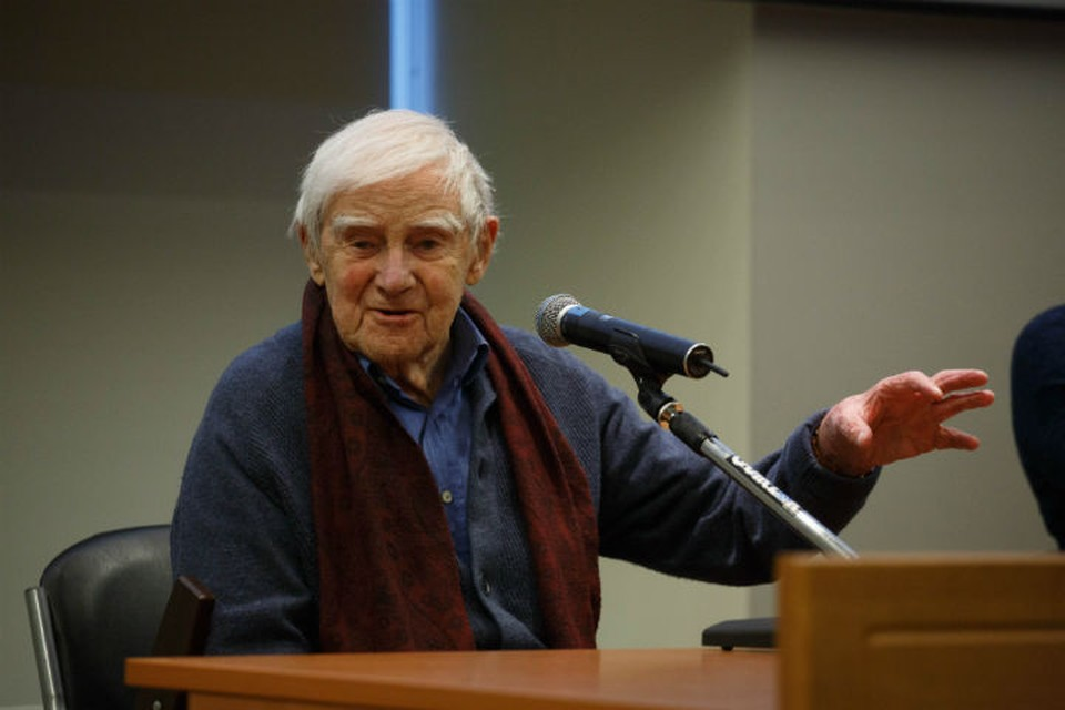 Даниилу Александровичу было 98 лет