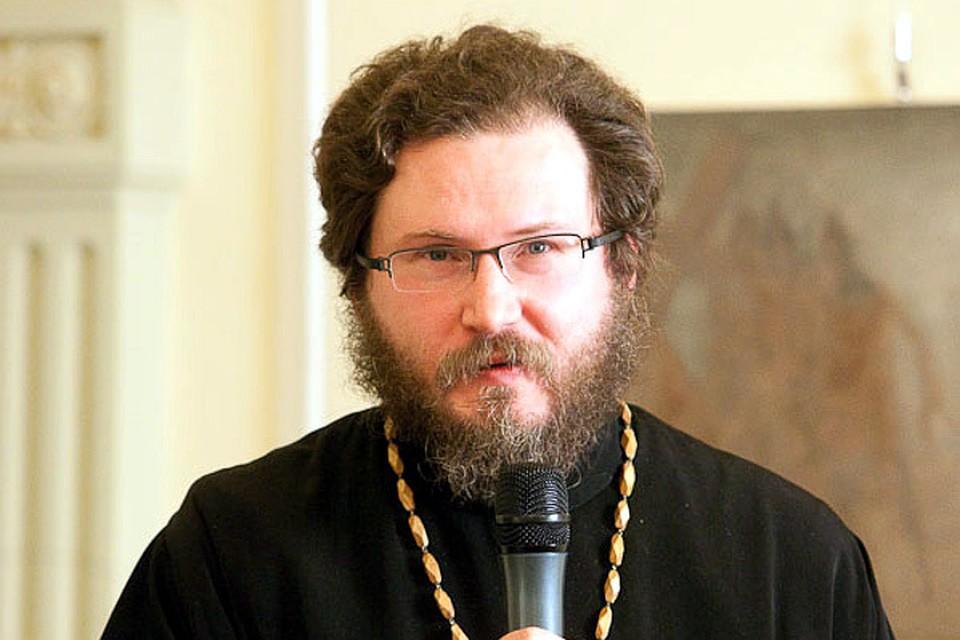 Протоиерей Александр Абрамов. Фото с сайта troitsa-horoshevo.ru