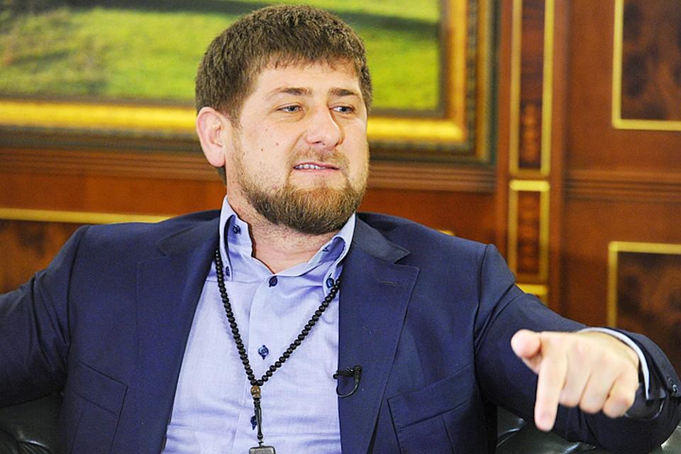 """Líder checheno diz que Rússia deixará o mundo """"de quatro"""" em caso de guerra"""