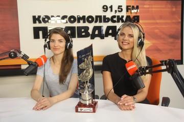 «Утро» на радио «Комсомольская правда» - Иркутск. 4 августа