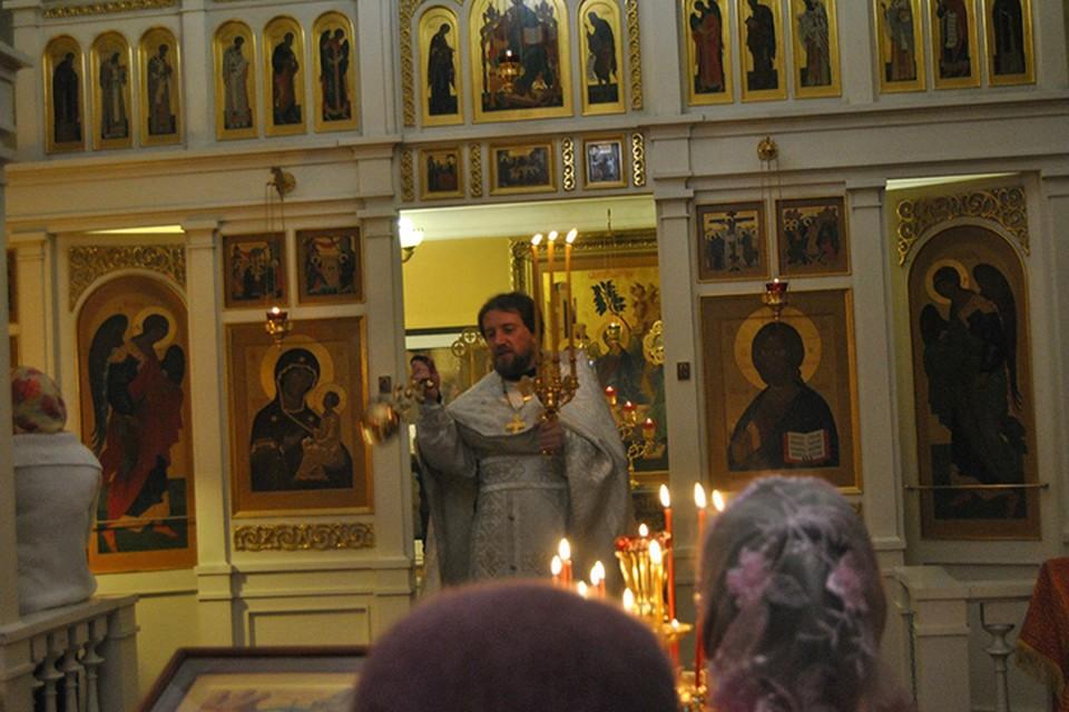 Священника из Ленинградской области задержали в Витебске, когда он пытался вывезти в Россию двух женщин. Фото: социальные сети.