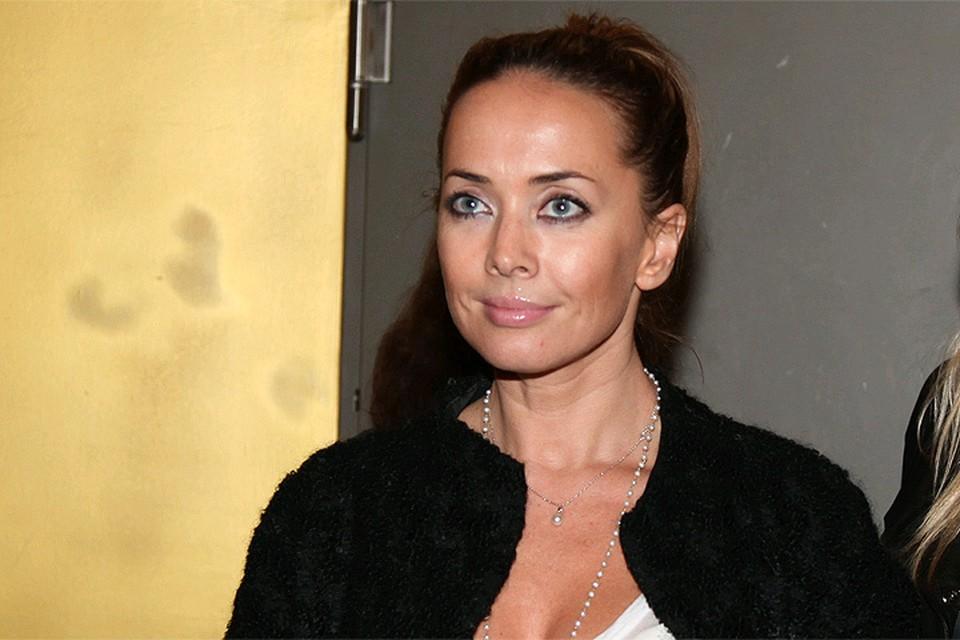 Жанна Фриске летом 2012 года.