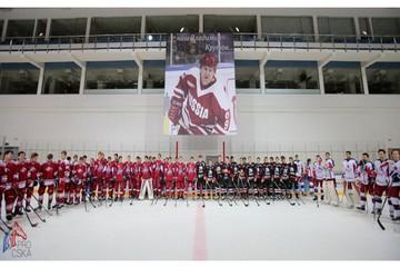 Главный приз хоккейного Мемориала Крутова улетел в Уфу