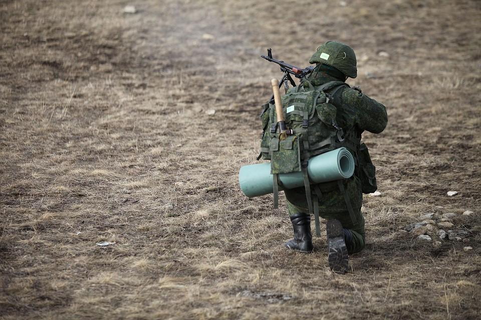 НАК: Один силовик умер, еще один пострадал в специализированной операции наокраине Хасавюрта