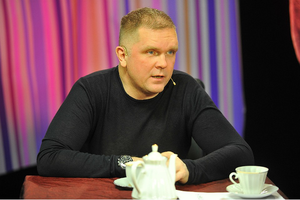 Андрей Колесников - журналист, публицист