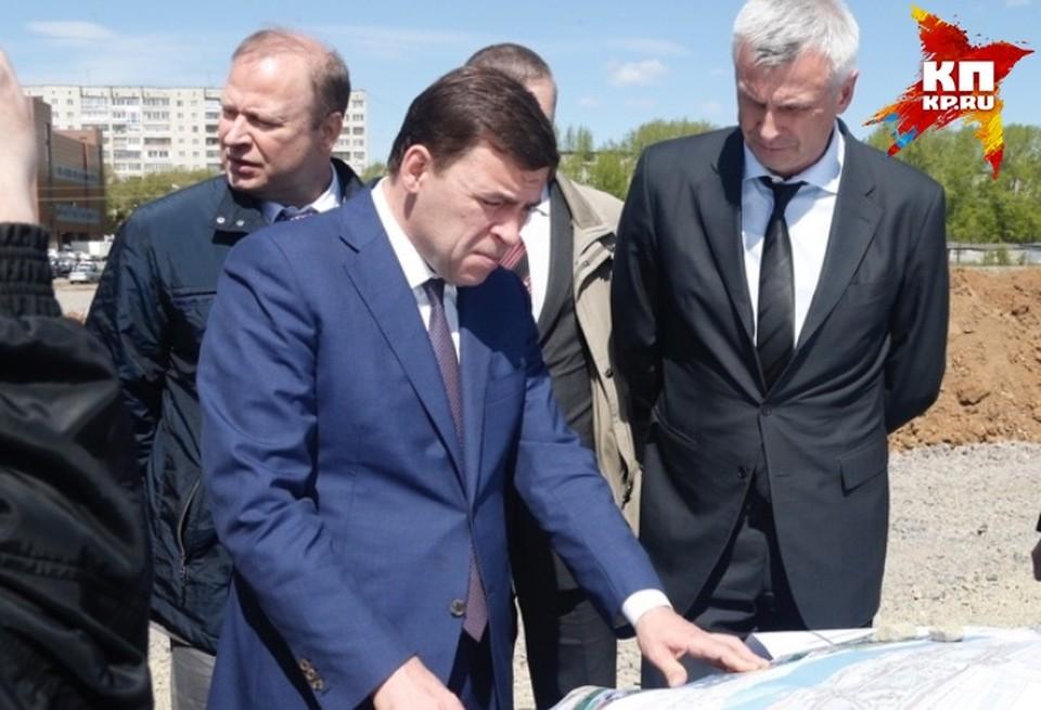Губернатором Свердловской области вновь стал Евгений Куйвашев. А мэром Нижнего Тагила - Сергей Носов
