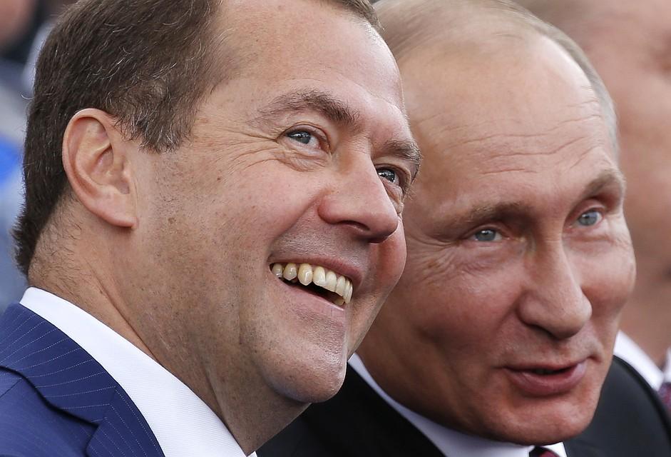 Политика Путина до и после 2014 года в 2-х словах