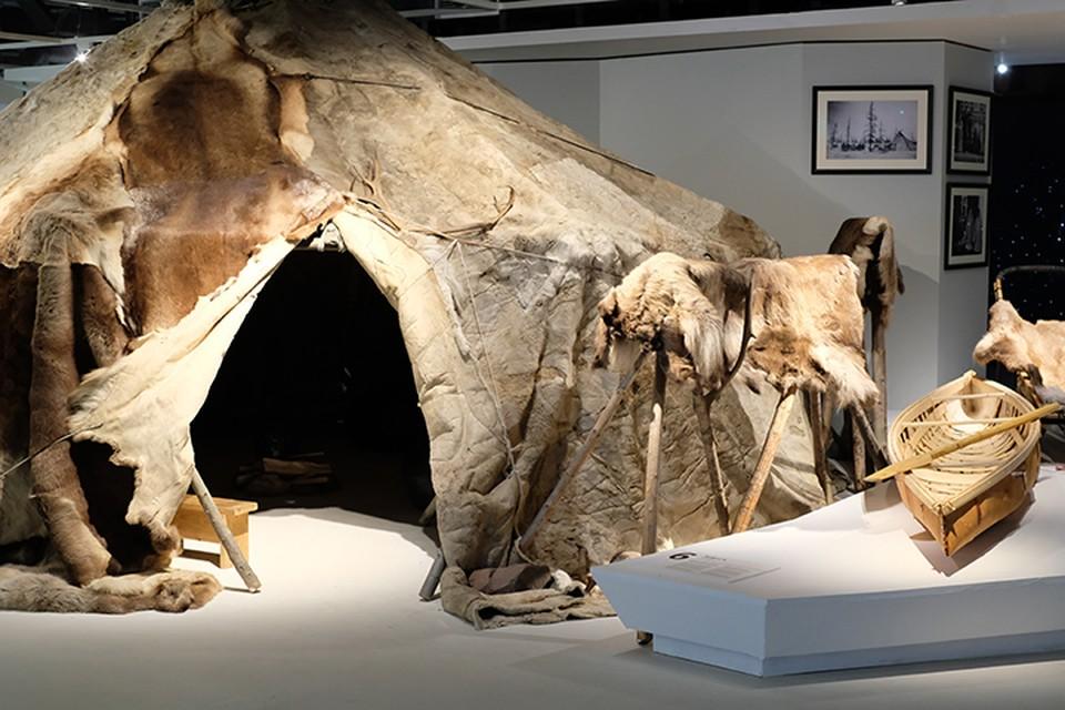 Здесь будут уникальные экспонаты, в том числе предметы быта и снаряжение