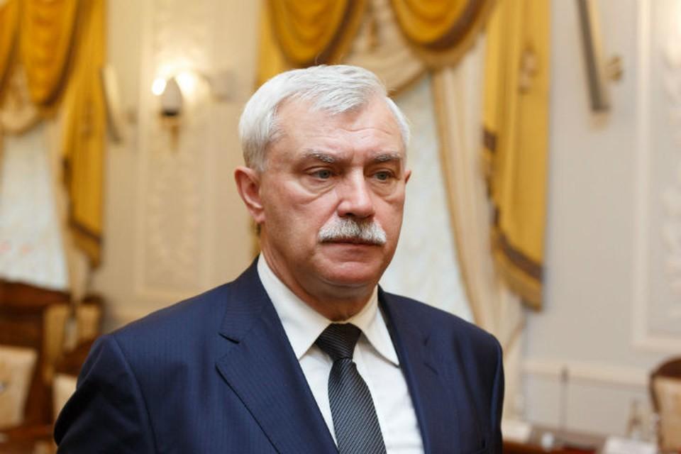 Георгий Полтавченко возглавил городскую администрацию в 2011 году