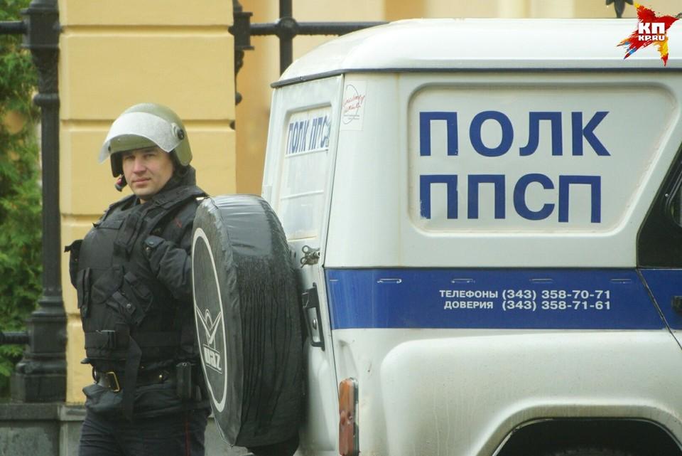 Полиция продолжает искать лжеминеров, которые поставили на уши весь Екатеринбург в пятницу