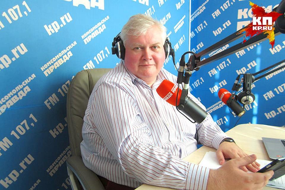 Алексей Клешко, заместитель председателя Законодательного собрания края