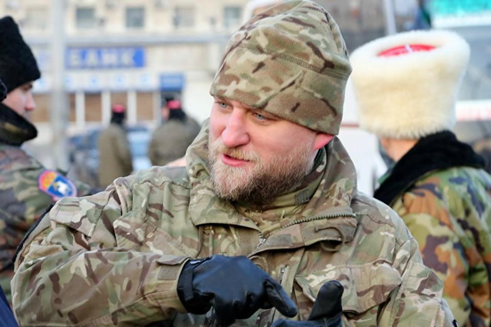 О судьбе Романа Заболотнего на данный момент ничего не известно. Фото: пресс-служба Всевеликого войска Донского.