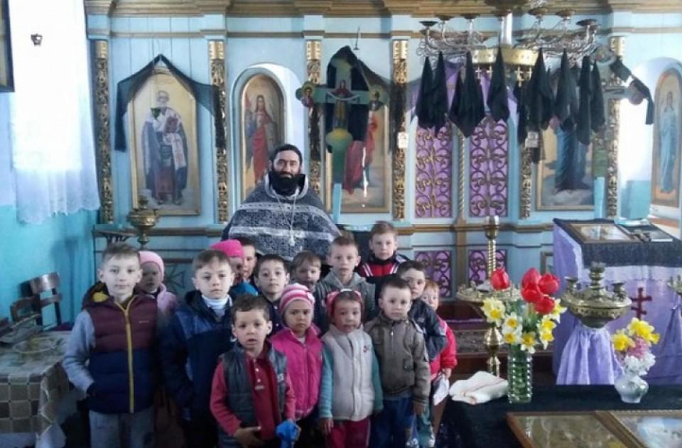 Священник молдавского села отменил все церковные сборы