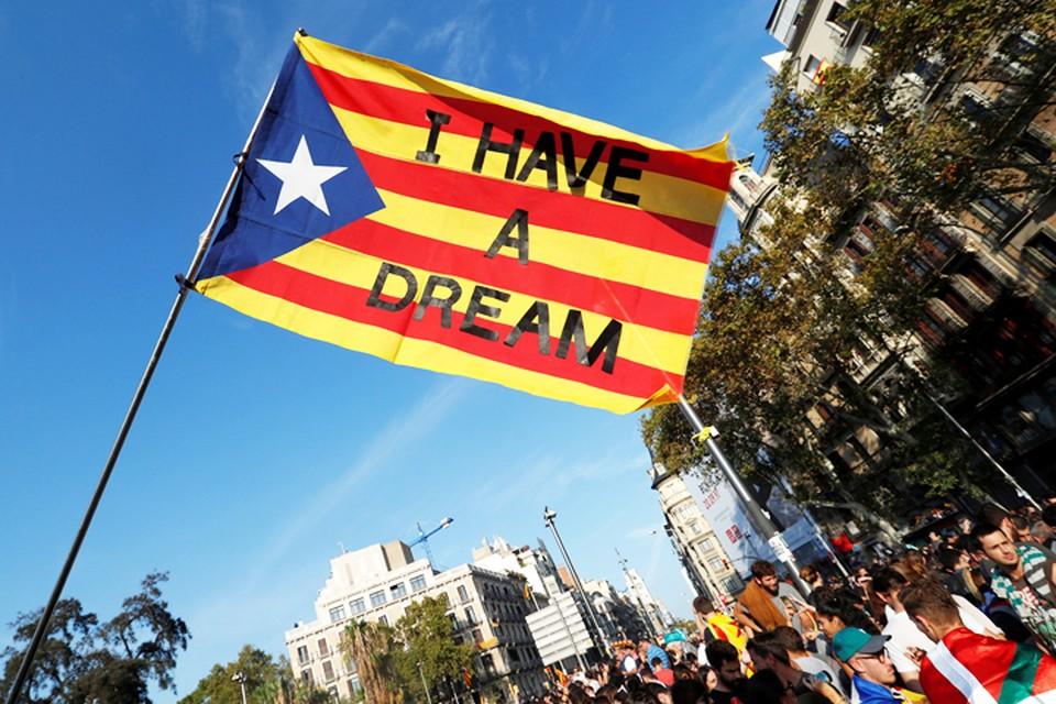 10 октября страна объявит свой суверенитет.