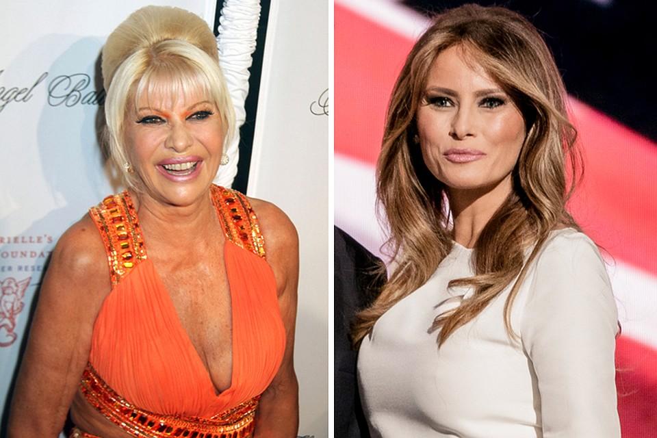 правило, бывшие жены дональда трампа фото событий стал