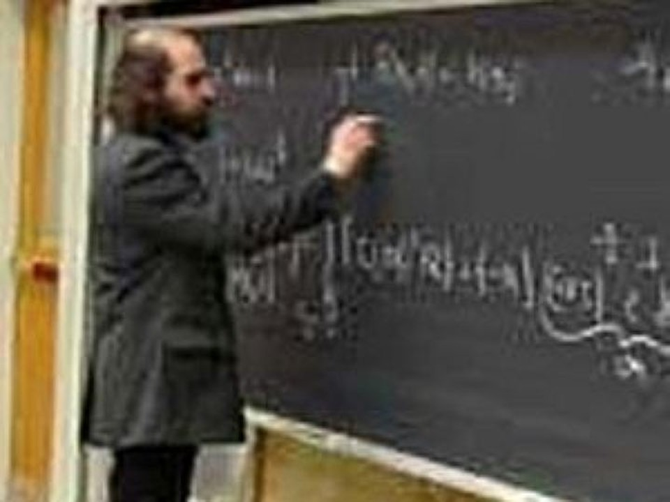 Григорий Перельман: - Подумаешь, бином Ньютона...