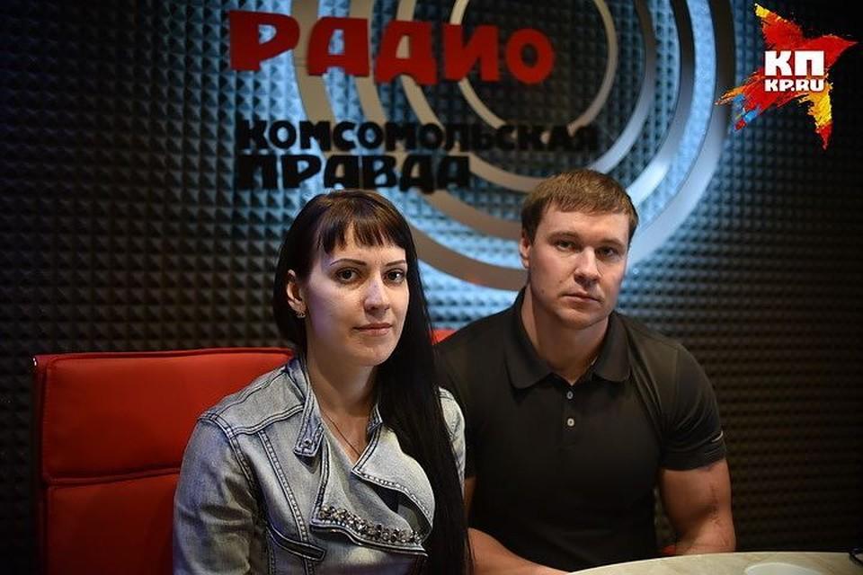 Дмитрий и его супруга будут добиваться, чтобы статью, по которой обвиняют сибиряка, переквалицировали.