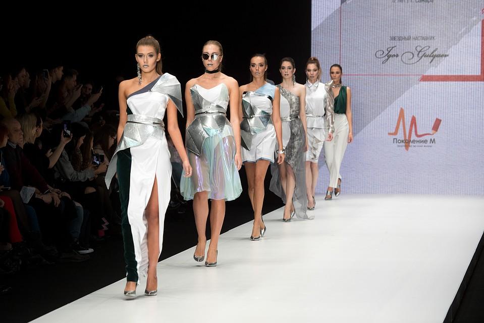 7538296cdac5 Самарская золушка стала звездой Всероссийской недели моды