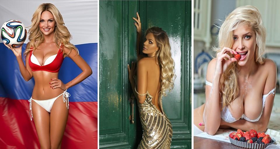 Топ самых сексуальных россии максим