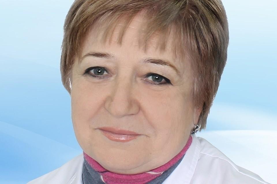 Светлана Ивановна Лихолетова
