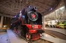 В Петербурге открылся крупнейший в стране музей железных дорог России
