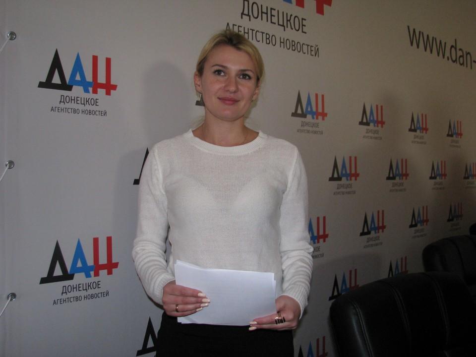 Дарья Морозова подключила к сфабрикованному украинской стороной делу международных правозащитников