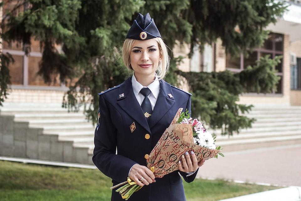 работа в полиции самара для девушек