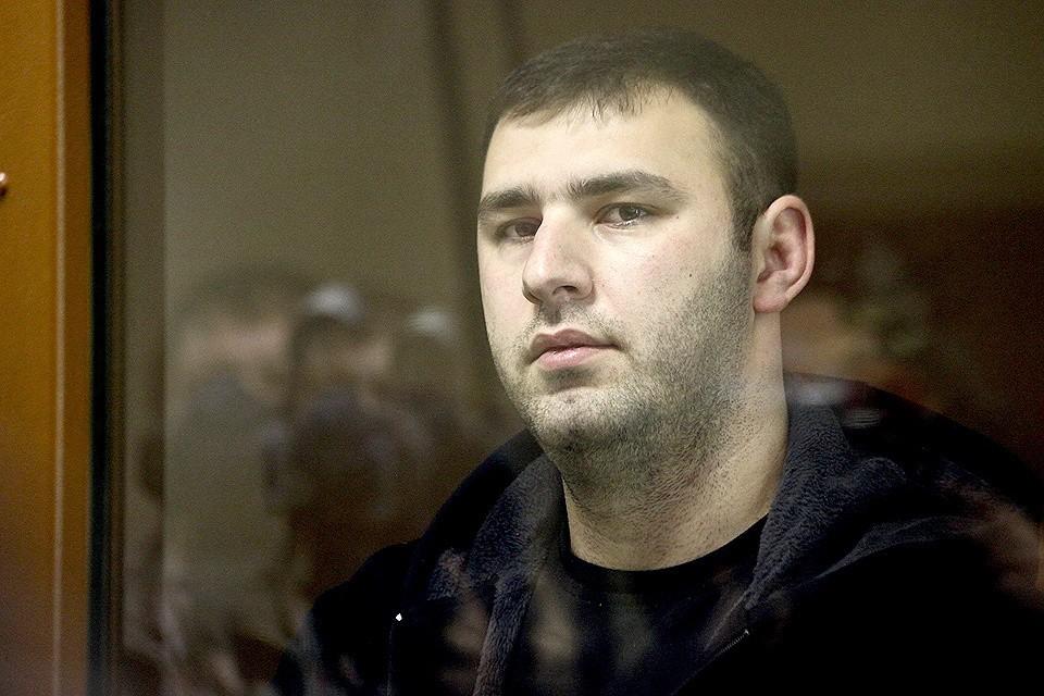 Шоте Элизбарашвили в помещении суда. ФОТО Ведяшкин Сергей/АГН Москва