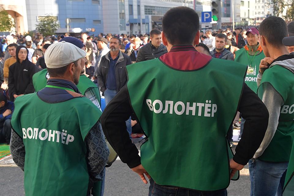 Более ста миллионов человек участвуют сегодня в волонтерском движении по всему миру