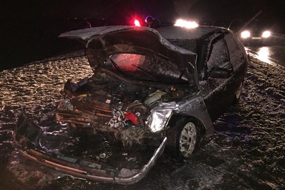 По предварительным данным, виновником аварии стал водитель «Шевроле Ланос».